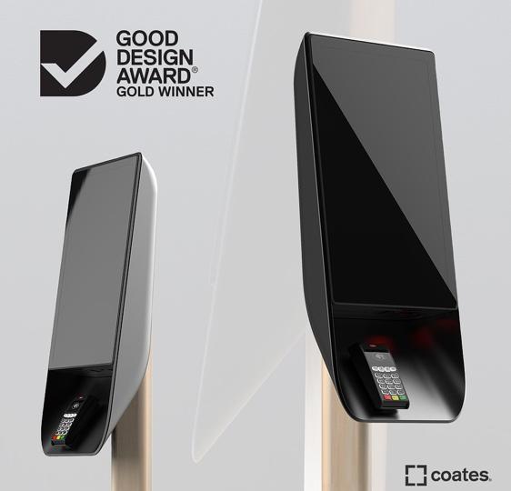 Coates-kiosk