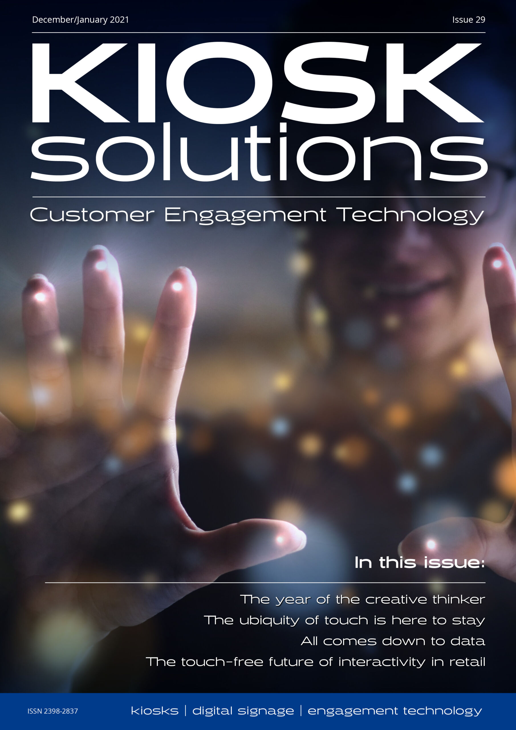 Kiosk Solutions Magazine - Dec-Jan 21 Issue