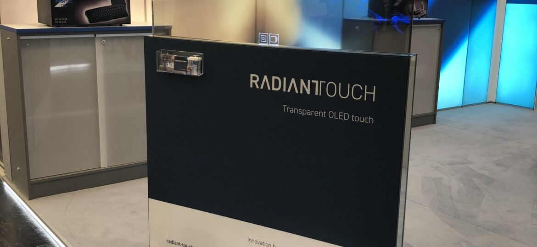 ZYTC033 Radiant Touch