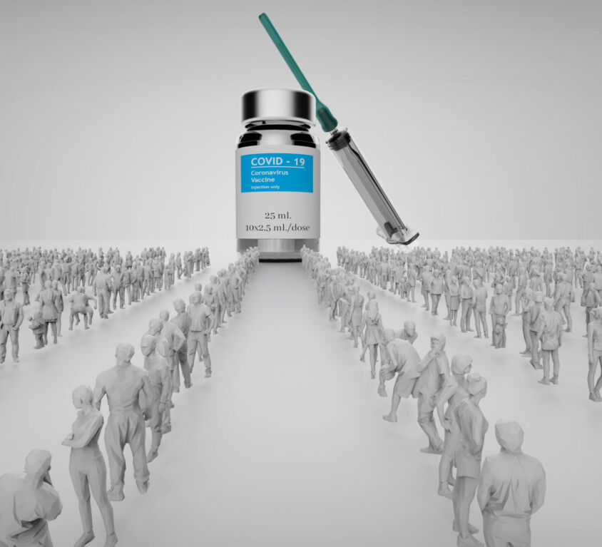Accelerate vaccination process while ensuring a seamless patient journey at vaccination centres