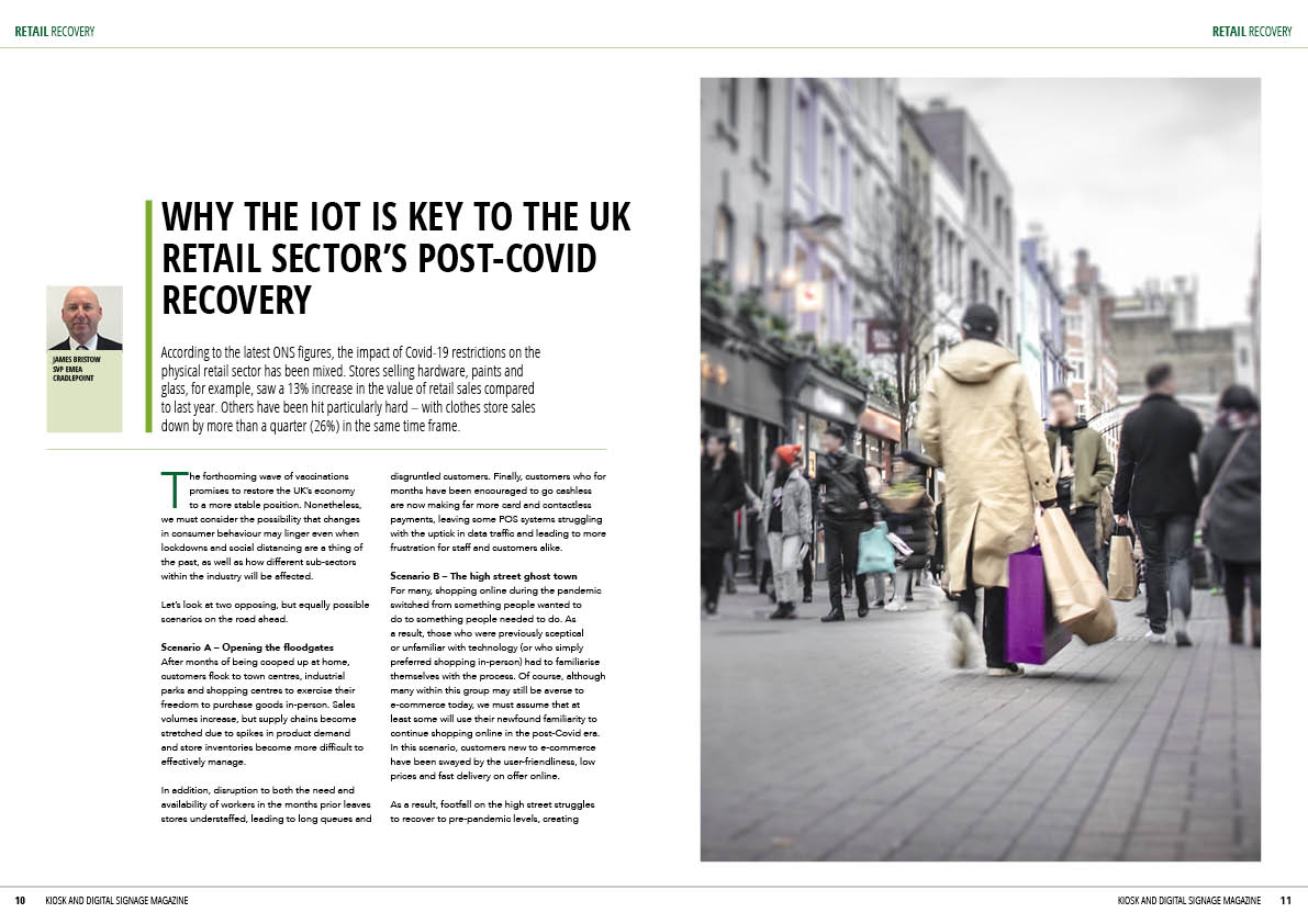KDS Magazine, February - March 2021 Issue, Pages 10-11
