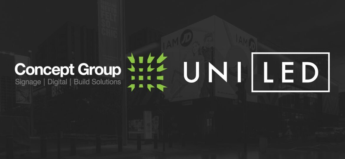 Concept Group partners with UniLED
