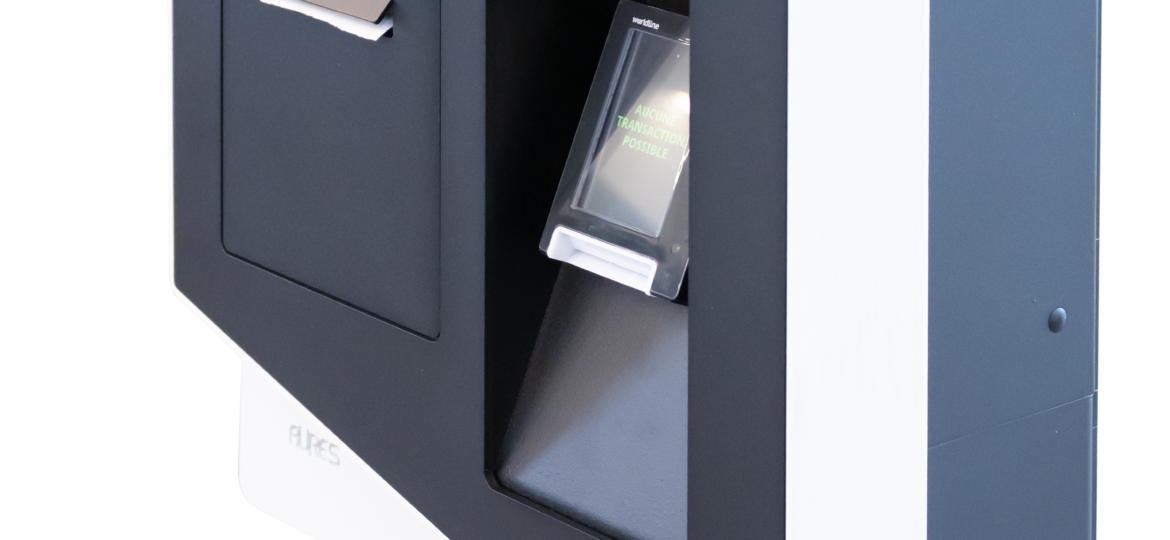 Aures launches new kiosk solution
