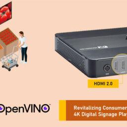 Axiomtek introduces 4K Digital Signage Player DSP500