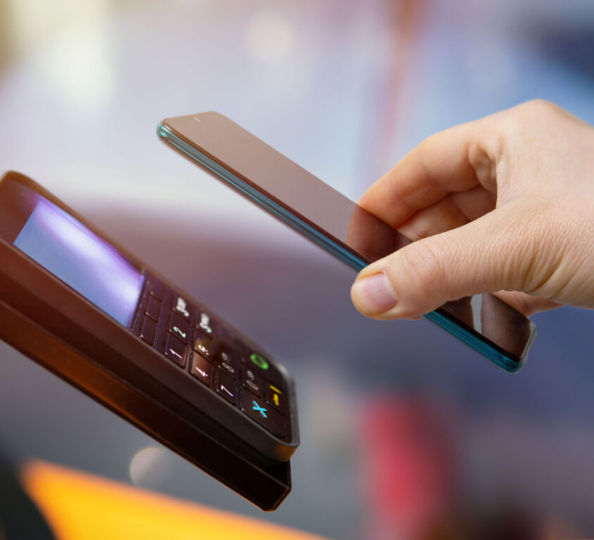 Contactless Payments in unattended kiosks
