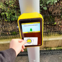 Merseyrail Goes Ticketless with INIT
