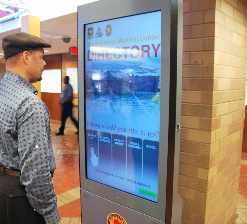 How touchless technology for kiosks improves customer engagement