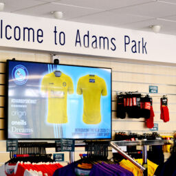 Wycombe Wanderers FC selects Vestel Visual Solutions as official audiovisual partner