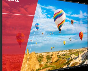 Vestel announces Q Series range of 24/7 E-LED displays