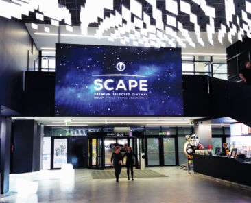 Visualization Signs Exclusive UK Distribution Agreement with Italian LED Pioneer MacroPiX