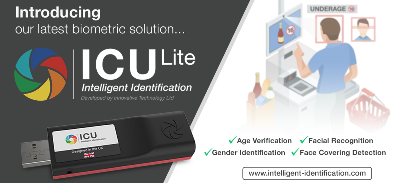 ITL launches ICU Lite – biometrics via USB