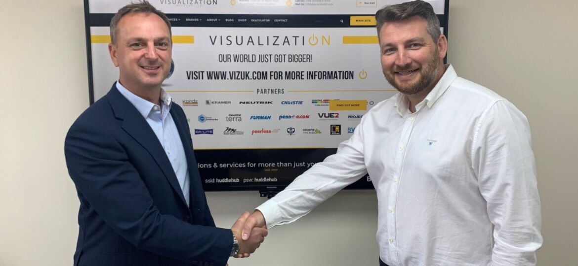 Visualization appoints industry veteran James Belso as Commercial Director