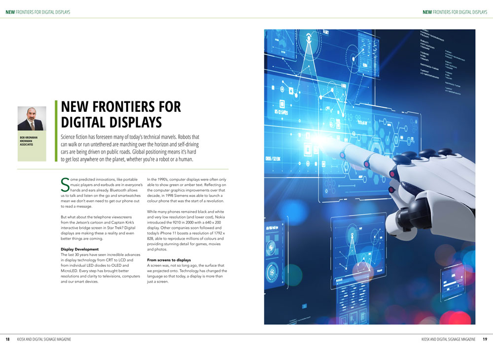 KDS Magazine - August-September 2021 Issue Page 18