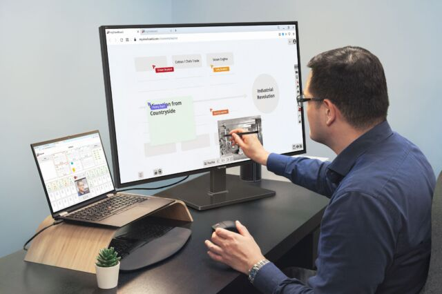 ViewSonic Introduces the ViewBoard 4320 to Create Collaborative Spaces in Hybrid Work Environments